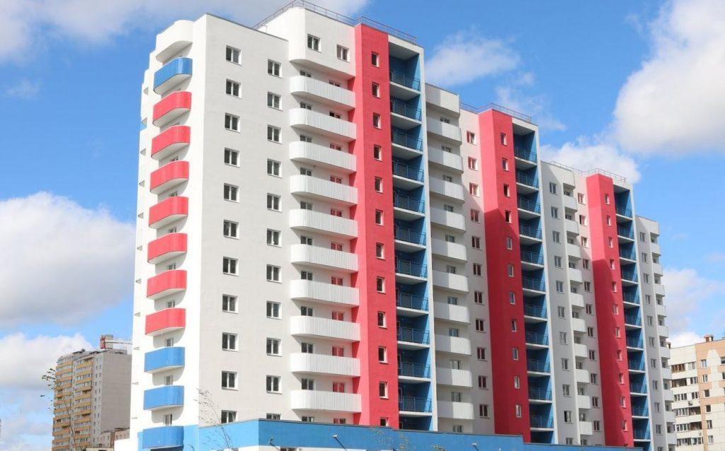 В Шушарах ввели долгострой на 209 квартир с поликлиникой