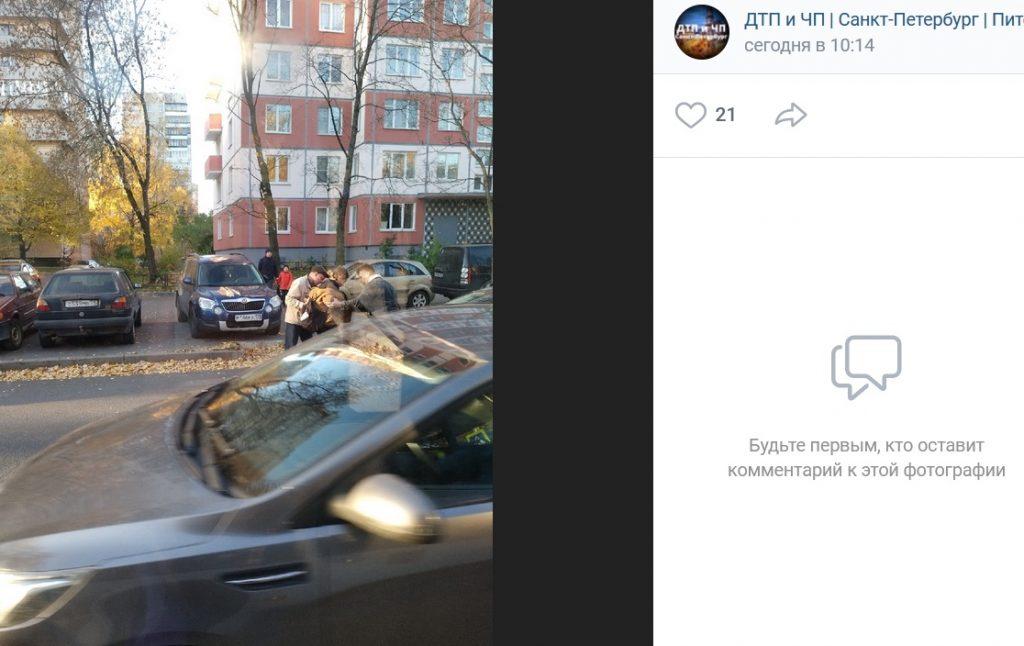 На Бестужевской улице подросток попал под колеса машины