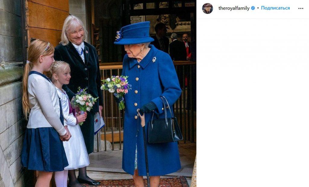 Елизавета II напугала народ своим появлением: «Почти не ходит»